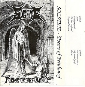 Solstice - Poems of Petulancy