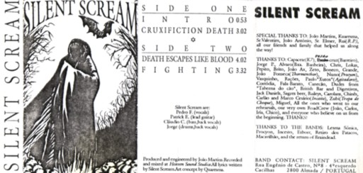Silent Scream - Demo