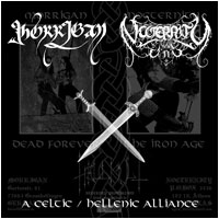Morrigan / Nocternity - A Celtic / Hellenic Alliance