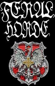 Feral Horde - Logo