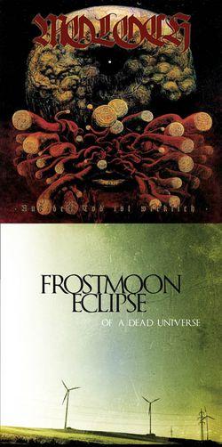 Frostmoon Eclipse / Moloch - Moloch / Frostmoon Eclipse
