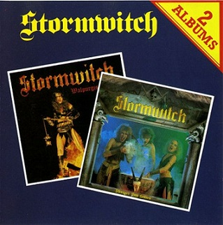 Stormwitch - Stronger than Heaven / Walpurgis Night
