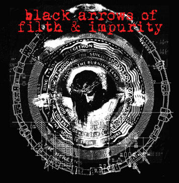 Black Arrows of Filth & Impurity - Logo