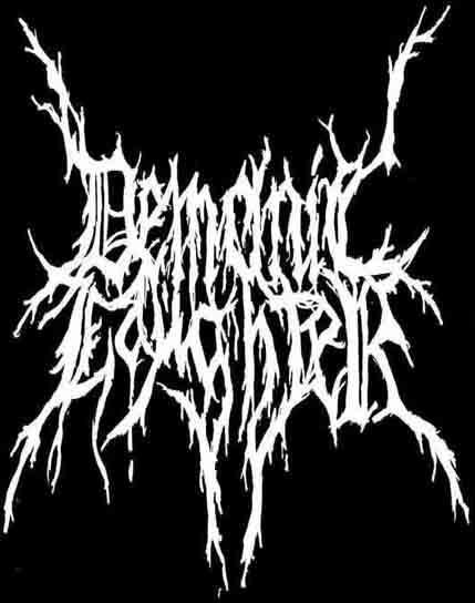 Demonic Laughter - Logo