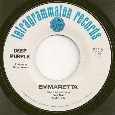 Deep Purple - Emmaretta