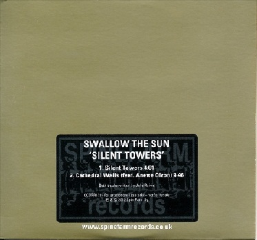 Swallow the Sun - Silent Towers