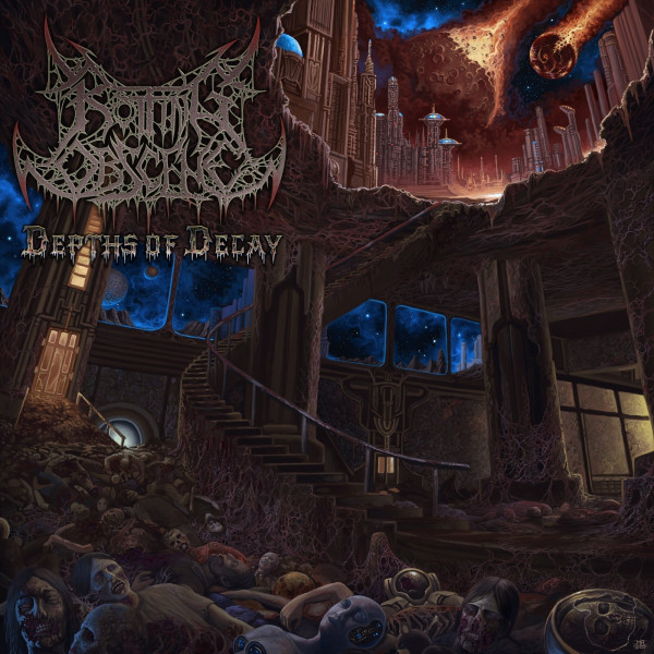 Rotting Obscene - Depths of Decay