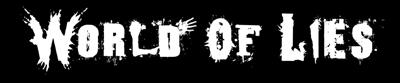 World of Lies - Logo
