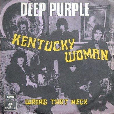 Deep Purple - Kentucky Woman