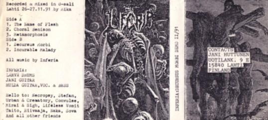 Inferia - Decursus Morbi
