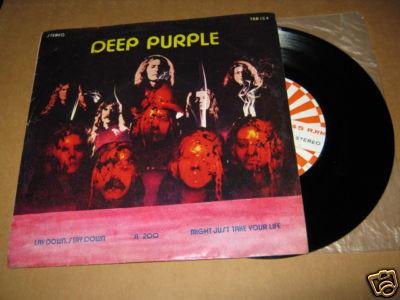 Deep Purple - Lay Down Stay Down