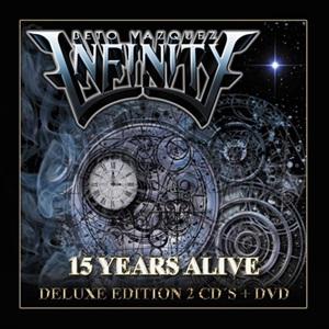 Beto Vazquez Infinity - 15 Years Alive
