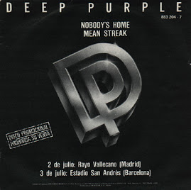 Deep Purple - Nobody's Home