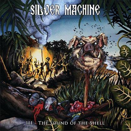Silver Machine - III - The Sound of the Shell