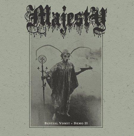Majesty - Bestial Vomit + Demo II