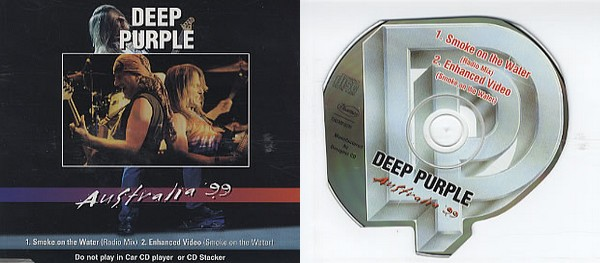 Deep Purple - Smoke on the Water (live '99)