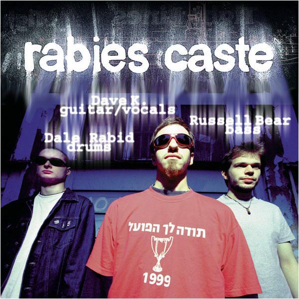 Rabies Caste - Photo
