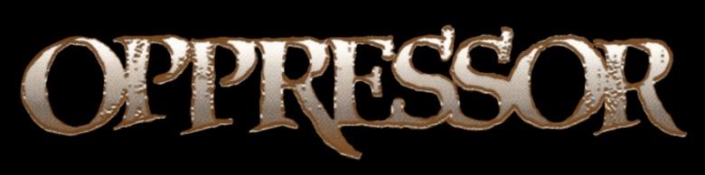 Oppressor - Logo