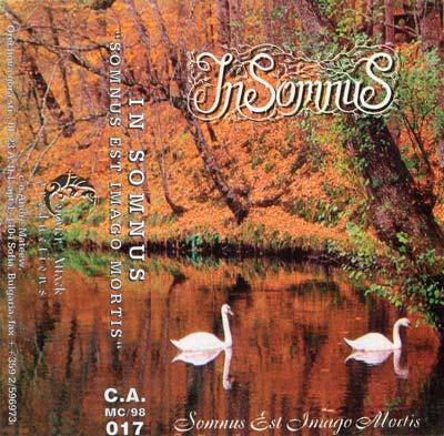 In Somnus - Somnus est imago mortis