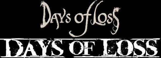 Days of Loss - Logo