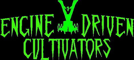 Engine Driven Cultivators - Logo