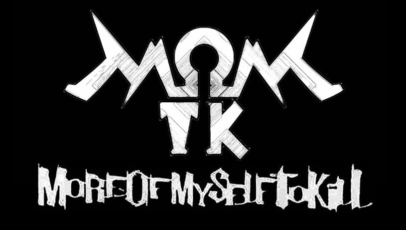 More of Myself to Kill - Logo