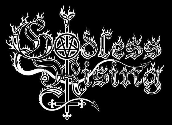 Godless Rising - Logo