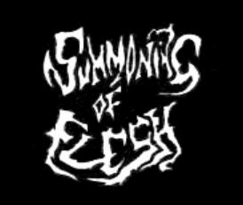 Summoning of Flesh - Logo