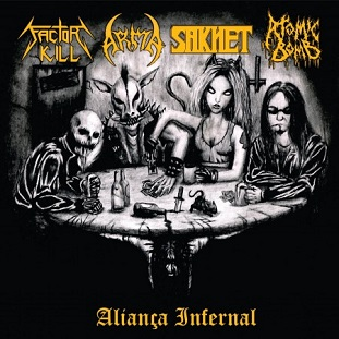 Factor Kill / Arma - Aliança Infernal