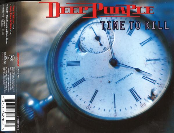 Deep Purple - Time to Kill