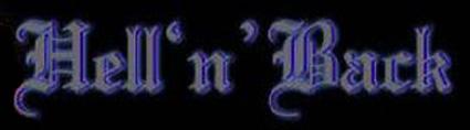 Hell 'n' Back - Logo