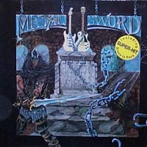 Metal Sword - Harder Than Steel