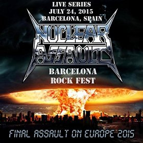 Nuclear Assault - Live in Barcelona, Spain
