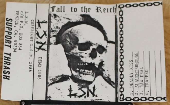 L.S.N. - Fall to the Reich!