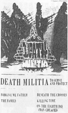 Death Militia - To Serve and Protect