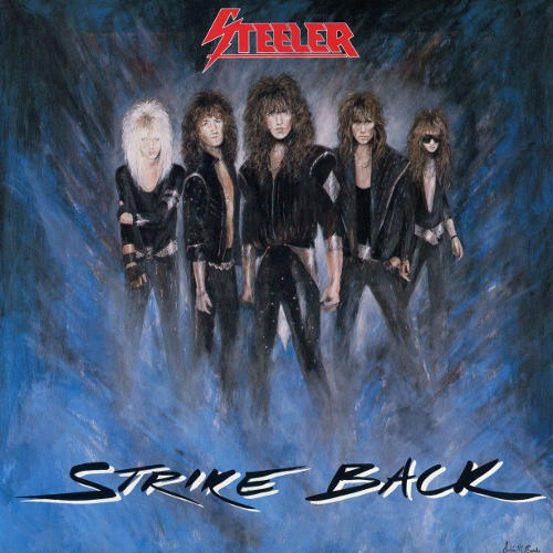 Steeler - Strike Back
