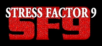 Stress Factor 9 - Logo