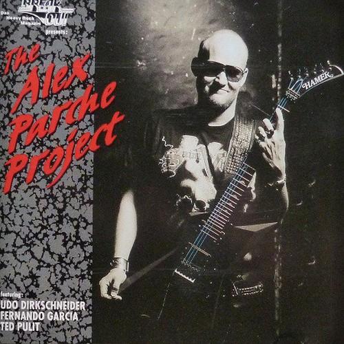 The Alex Parche Project - The Alex Parche Project
