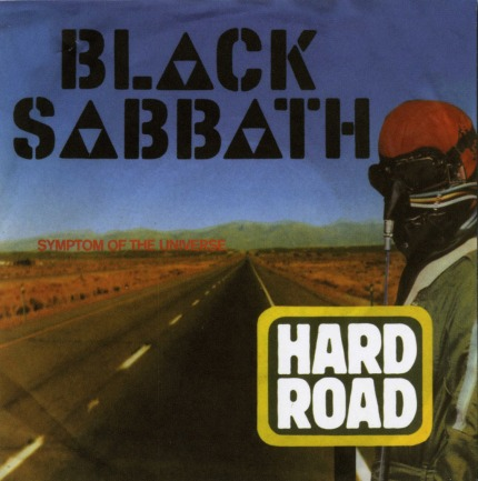 Black Sabbath - Hard Road