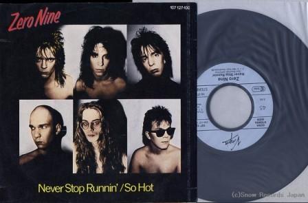Zero Nine - Never Stop Runnin'