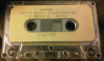 Attaxe - Demo 1989