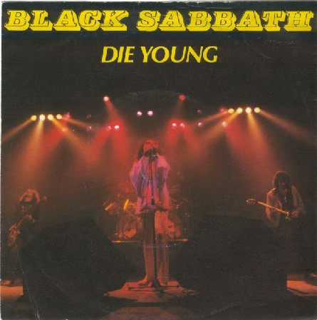 Black Sabbath - Die Young
