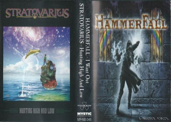 HammerFall / Stratovarius - I Want Out / Hunting High and Low