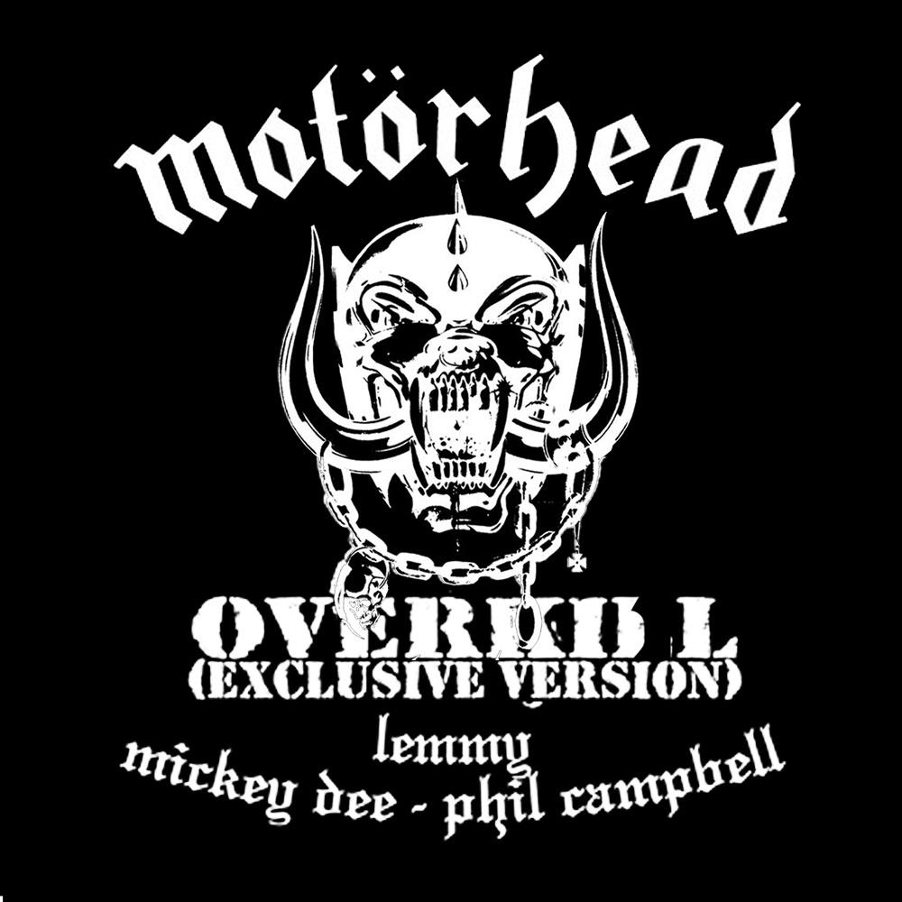 Motörhead - Overkill (Exclusive Version)
