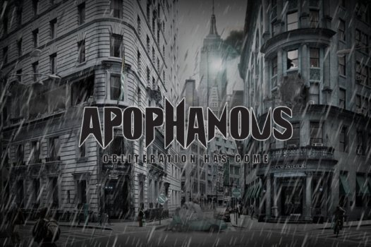 Apophanous - Obliteration Has Come