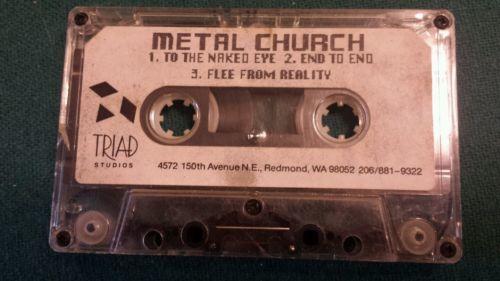 Metal Church - '90 Demo