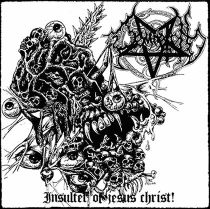 Damnation - Insulter of Jesus Christ!