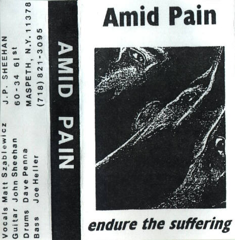 Amid Pain - Endure the Suffering