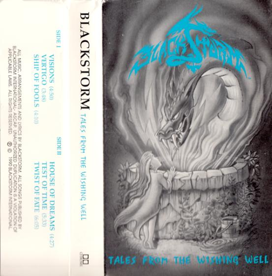 Blackstorm - Tales from the Wishing Well