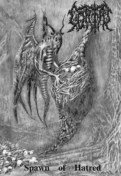 Gortal - Spawn of Hatred